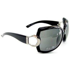 Christian Dior Black Stronger 1 Sunglasses